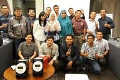 Training KWH Meter ION - Yogyakarta 2018